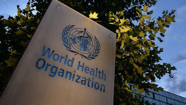 Logo tổ chức y tế thế giới - Sputnik Việt Nam