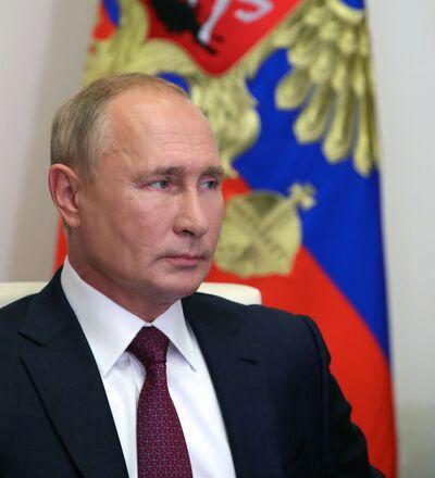 Tổng thống Nga V.Putin tham gia bài học mở toàn tiếng Nga Cần nhớ là phải biết