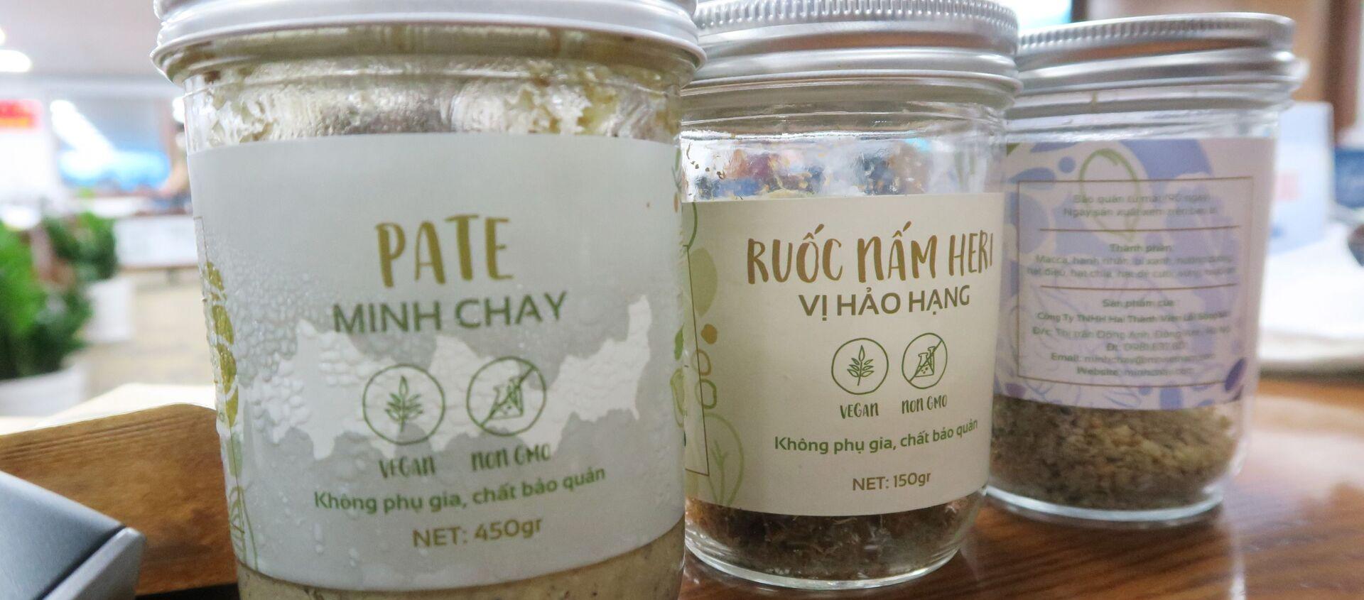 Các sản phẩm của Công ty TNHH Hai thành viên Lối sống mới được Ban Quản lý An toàn thực phẩm Thành phố Hồ Chí Minh thu hồi - Sputnik Việt Nam, 1920, 01.09.2020