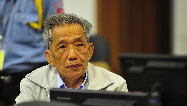 Một trong những thủ lĩnh của Khmer Đỏ, Kaing Guek Eav (Đồng chí Duch) - Sputnik Việt Nam