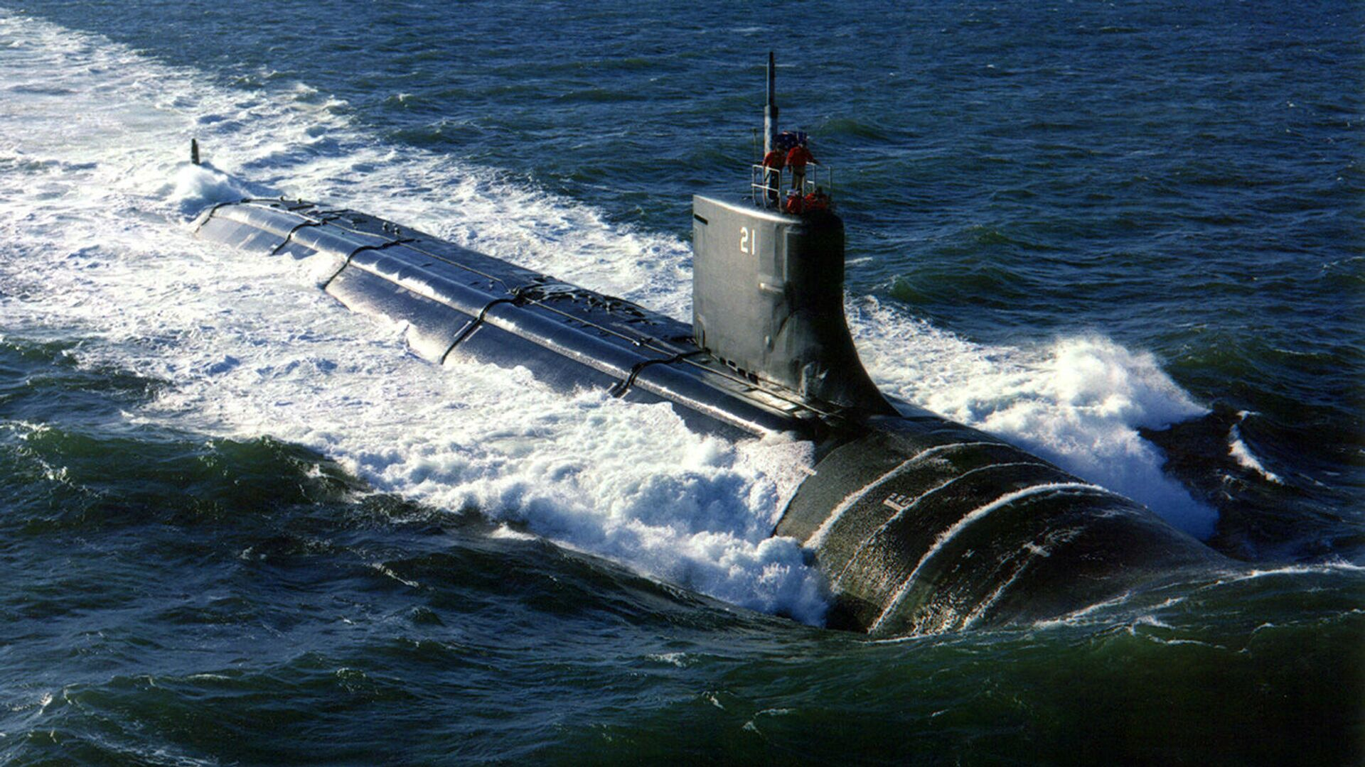 Tàu ngầm hạt nhân USS Seawolf - Sputnik Việt Nam, 1920, 04.06.2021