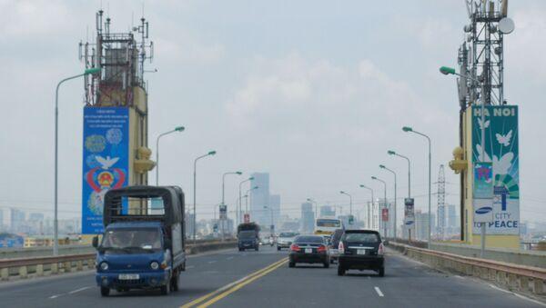 Cầu Thăng Long - Sputnik Việt Nam