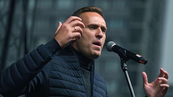Chính trị gia Alexey Navalny - Sputnik Việt Nam