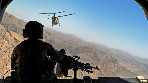 Quân đội Mỹ ở Afghanistan - Sputnik Việt Nam