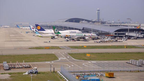 Международный аэропорт Кансай, Япония - Sputnik Việt Nam