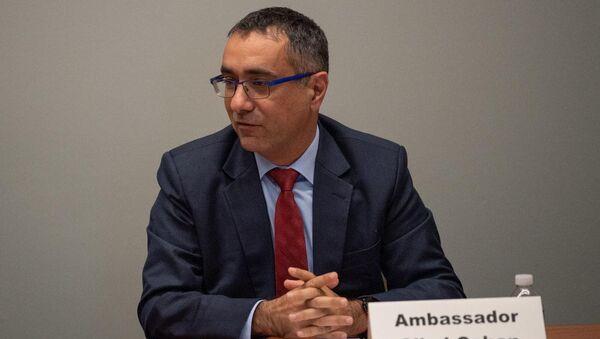 Gilad Cohen, Phó trưởng Bộ Ngoại giao Israel khu vực Châu Á - Thái Bình Dương - Sputnik Việt Nam