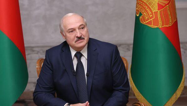 Президент Беларуси Александр Лукашенко дал интервью российским журналистам - Sputnik Việt Nam