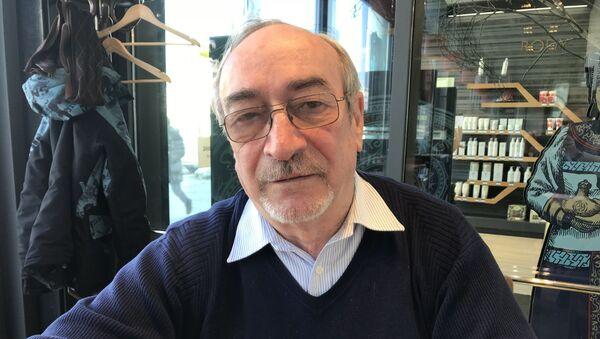 Tiến sĩ Khoa học Hóa học, Giáo sư Leonid Rink. - Sputnik Việt Nam