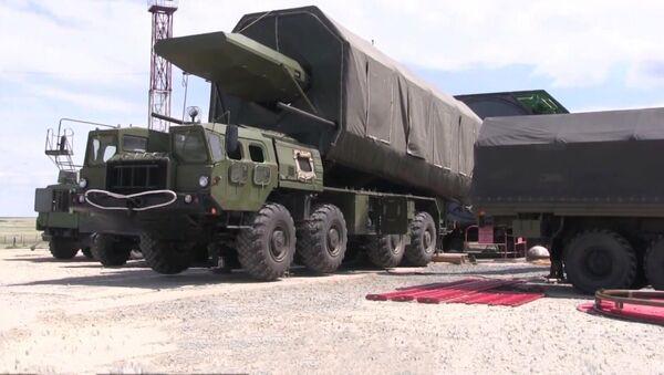Tổ hợp tên lửa Avangard - Sputnik Việt Nam