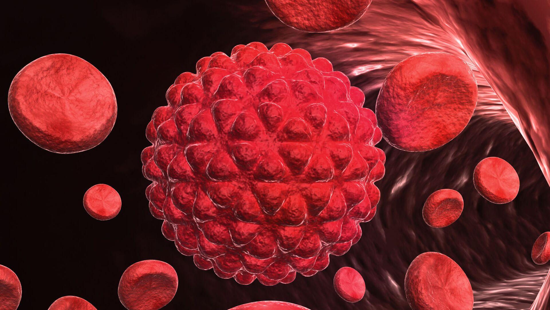 Tế bào ung thư trong cơ thể con người - Sputnik Việt Nam, 1920, 08.06.2021
