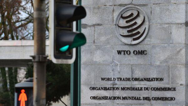Trụ sở của WTO ở Geneva - Sputnik Việt Nam