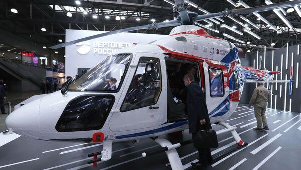 Triển lãm trực thăng quốc tế HeliRussia-2020 - Sputnik Việt Nam