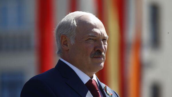 Tổng thống Belarus Alexander Lukashenko - Sputnik Việt Nam