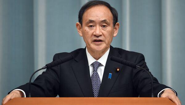 Nội các Bộ trưởng mới của Nhật Bản, do ông Yoshihide Suga - Sputnik Việt Nam