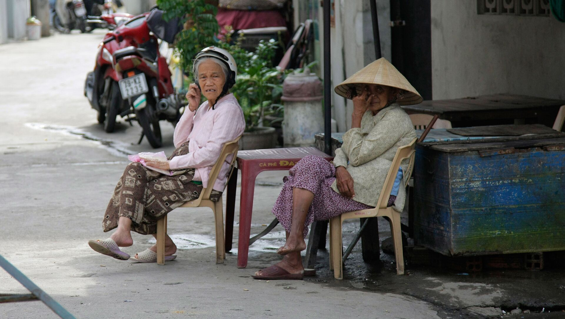 Cư dân thành phố Nha Trang, Việt Nam - Sputnik Việt Nam, 1920, 20.03.2021
