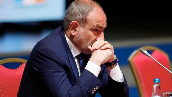 Thủ tướng Cộng hòa Armenia Nikol Pashinyan - Sputnik Việt Nam