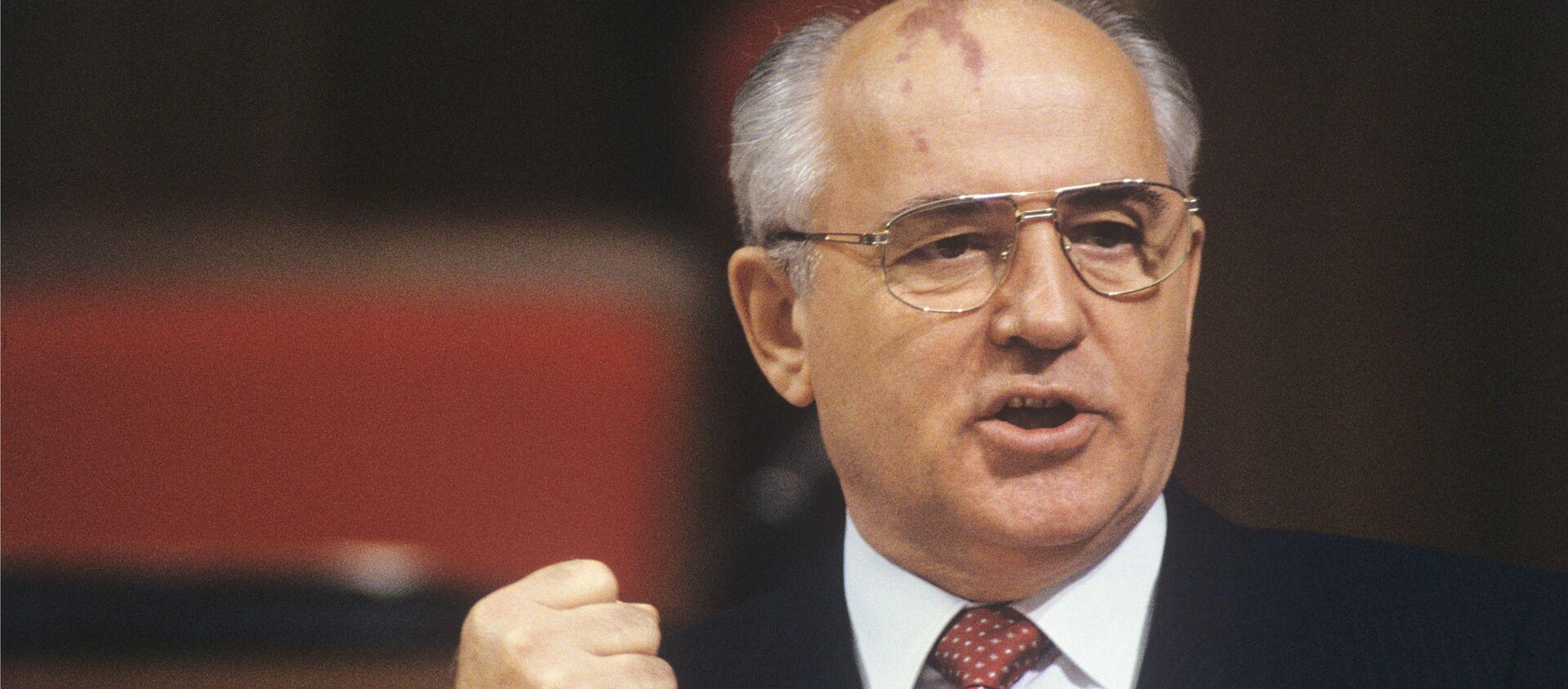 Mikhail Sergeyevich Gorbachev - Sputnik Việt Nam, 1920, 30.09.2020