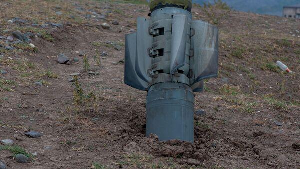 Tình hình ở Karabakh leo thang - Sputnik Việt Nam