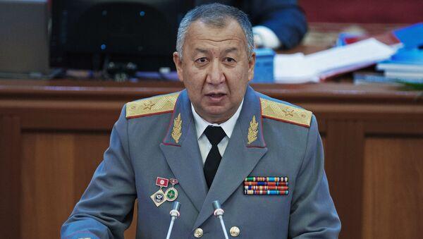 Kubatbek Boronov tuyên thệ tại Quốc hội Cộng hòa Kyrgyzstan ở Bishkek - Sputnik Việt Nam