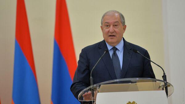 Trình bày Giải thưởng của Tổng thống Cộng hòa Armenia - Sputnik Việt Nam