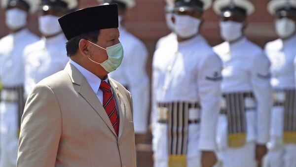 Bộ trưởng Quốc phòng Indonesia Prabowo Subianto - Sputnik Việt Nam