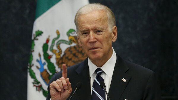 Phó Tổng thống Hoa Kỳ Joe Biden có bài phát biểu - Sputnik Việt Nam