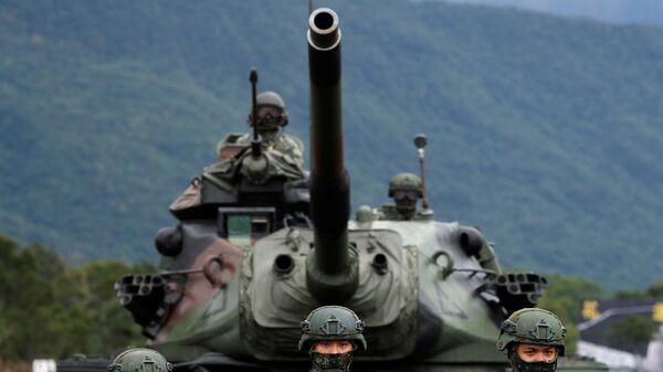 quân đội Đài Loan phòng thủ - Sputnik Việt Nam