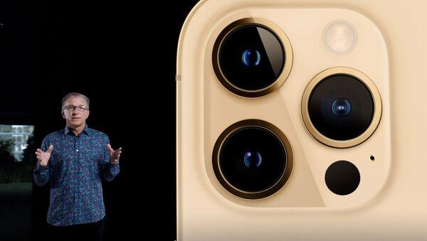 Buổi giới thiệu iPhone 12 Pro tại California, Hoa Kỳ - Sputnik Việt Nam