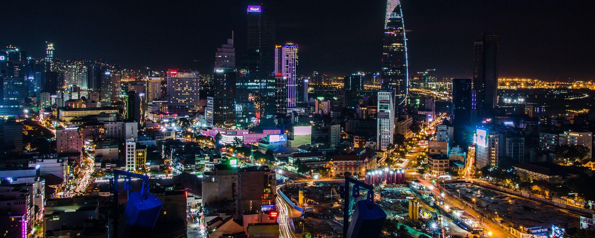 Thành phố Hồ Chí Minh - Sputnik Việt Nam, 1920, 14.10.2020