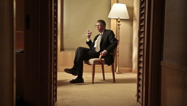 Người sáng lập Microsoft Bill Gates - Sputnik Việt Nam