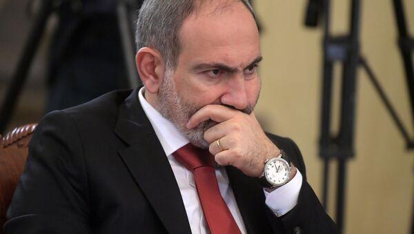 Thủ tướng Armenia Nikol Pashinyan - Sputnik Việt Nam