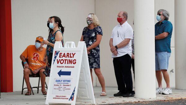 Cuộc bầu cử tổng thống Hoa Kỳ 2020 - Sputnik Việt Nam