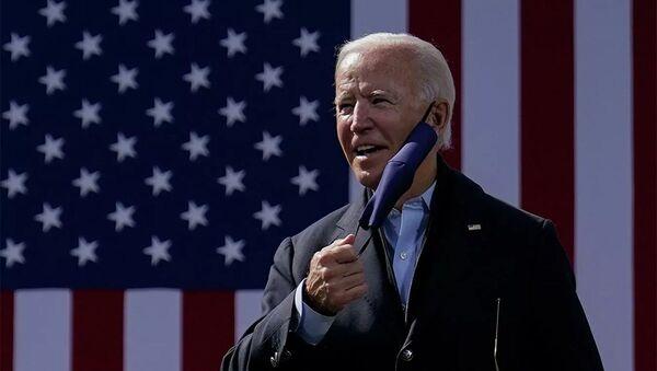 Ứng cử viên tổng thống Hoa Kỳ Joe Biden - Sputnik Việt Nam