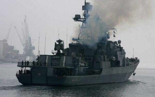 Khinh hạm Marshal Shaposhnikov (Nguyên soái Shaposhnikov). - Sputnik Việt Nam