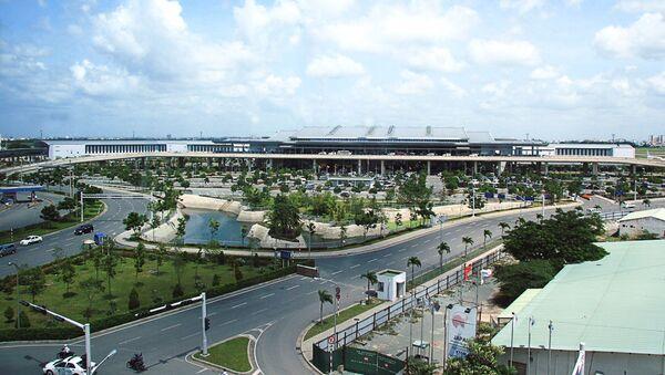 Sân bay quốc tế Tân Sơn Nhất - Sputnik Việt Nam