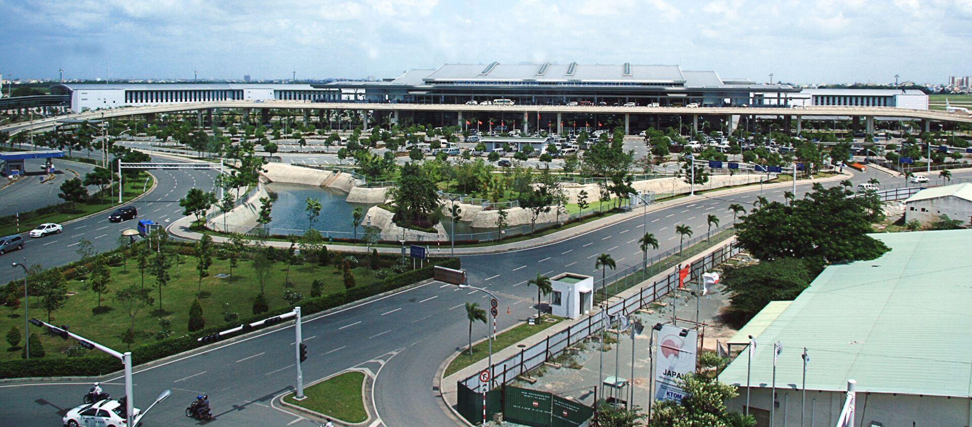Sân bay quốc tế Tân Sơn Nhất - Sputnik Việt Nam, 1920, 11.07.2021