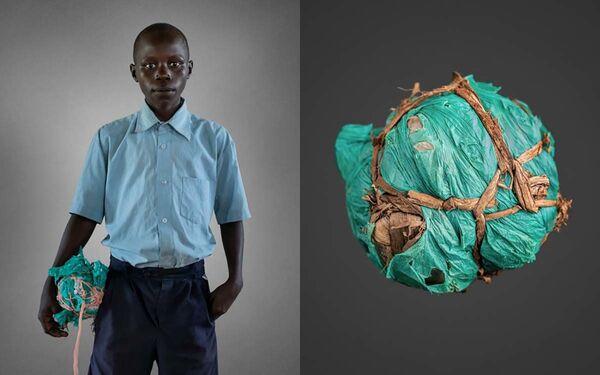 «Odilo Lawiny - Quả bóng được làm thủ công», nhiếp ảnh gia Úc Brian Hodges, Nhiếp ảnh gia của năm trong International Photography Awards 2020 - Sputnik Việt Nam
