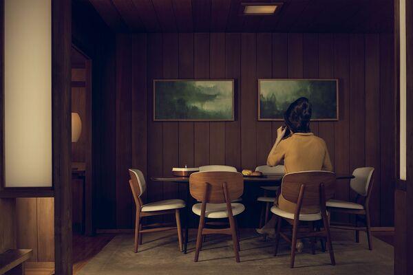 Ảnh Chụp trong bóng tối,  nhiếp ảnh gia Mỹ Chloe Meynier, người chiến thắng International Photography Awards 2020 ở hạng mục Nghệ thuật / Khác - Sputnik Việt Nam