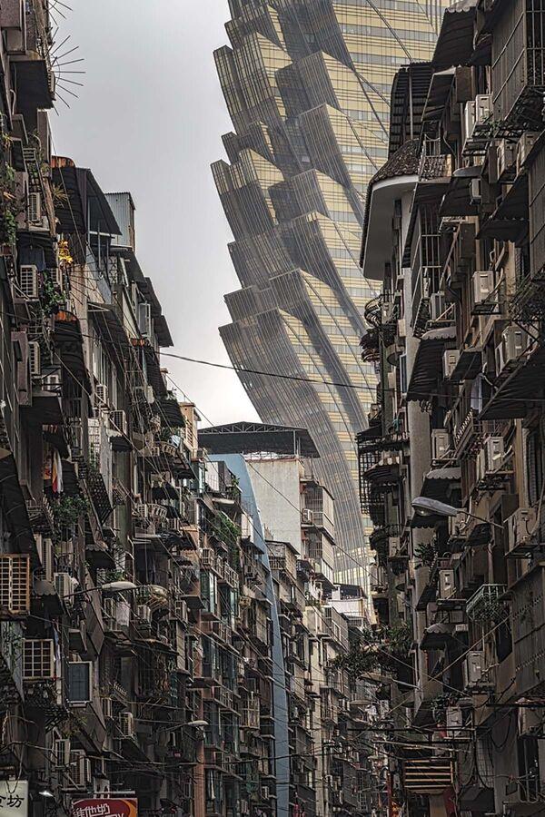 Tác phẩm Utopia or Dystopia của nhiếp ảnh gia Nhật Bản Yuya Takahashi, người chiến thắng trong số những người nghiệp dư ở hạng mục Kiến trúc / Tòa nhà tại International Photography Awards 2020 - Sputnik Việt Nam