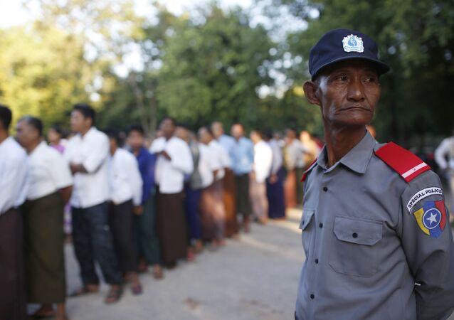 91 đảng và 90 ứng cử viên độc lập tham gia bầu cử Myanmar