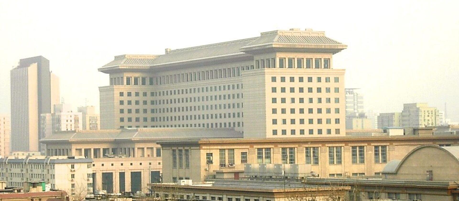 Bộ Quốc phòng Trung Quốc - Sputnik Việt Nam, 1920, 01.03.2021