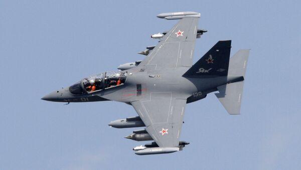 Máy bay huấn luyện và chiến đấu Yak-130. - Sputnik Việt Nam