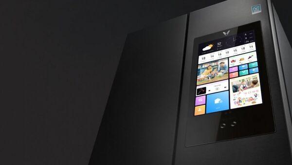 Tủ lạnh thông minh Xiaomi Viomi. - Sputnik Việt Nam