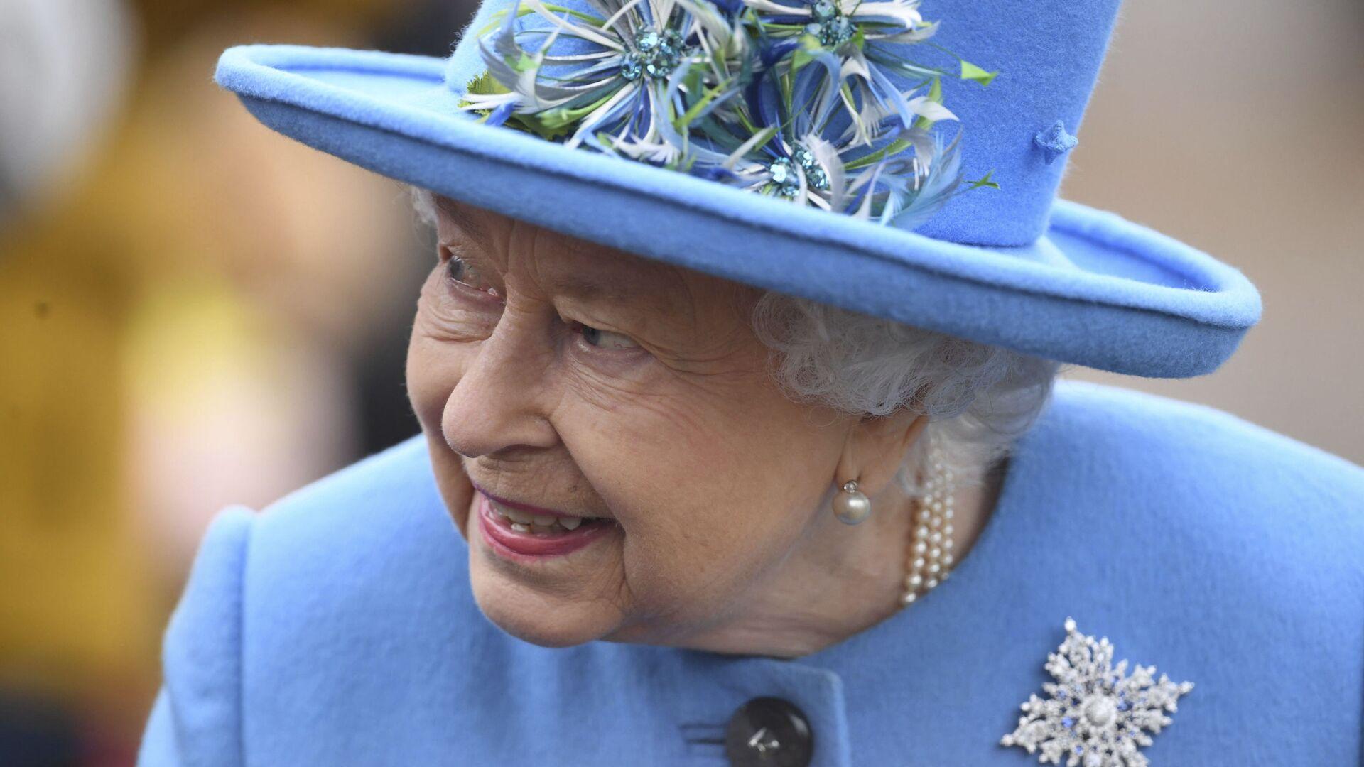 Nữ hoàng Anh Elizabeth II - Sputnik Việt Nam, 1920, 01.04.2021