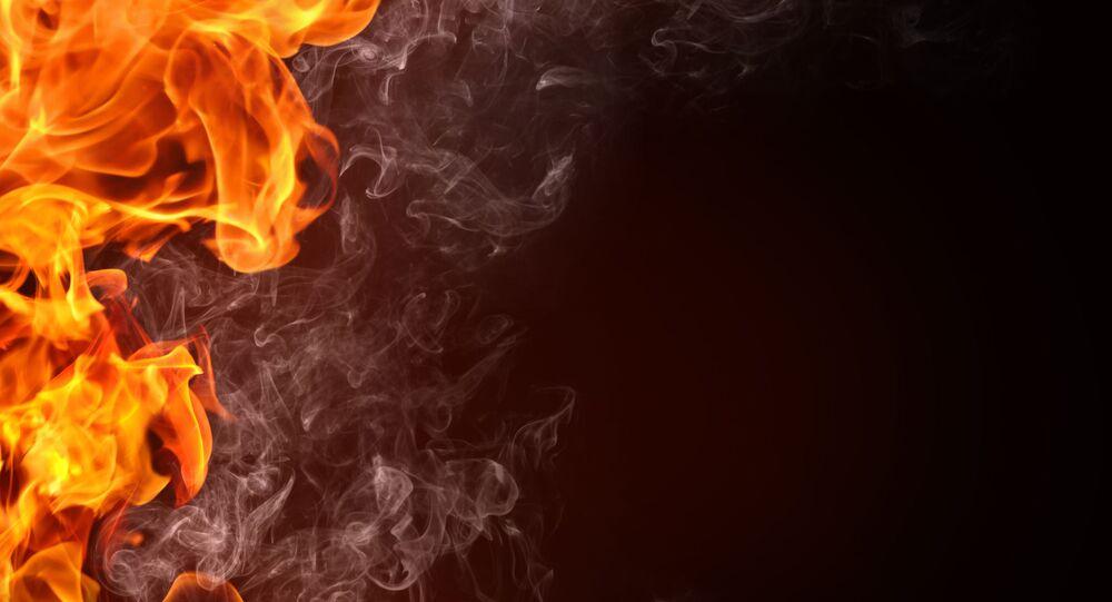 Vụ cháy