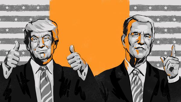 Cuộc bầu cử tổng thống Hoa Kỳ - Sputnik Việt Nam
