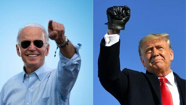 Joe Biden vs Donald Trump - Sputnik Việt Nam
