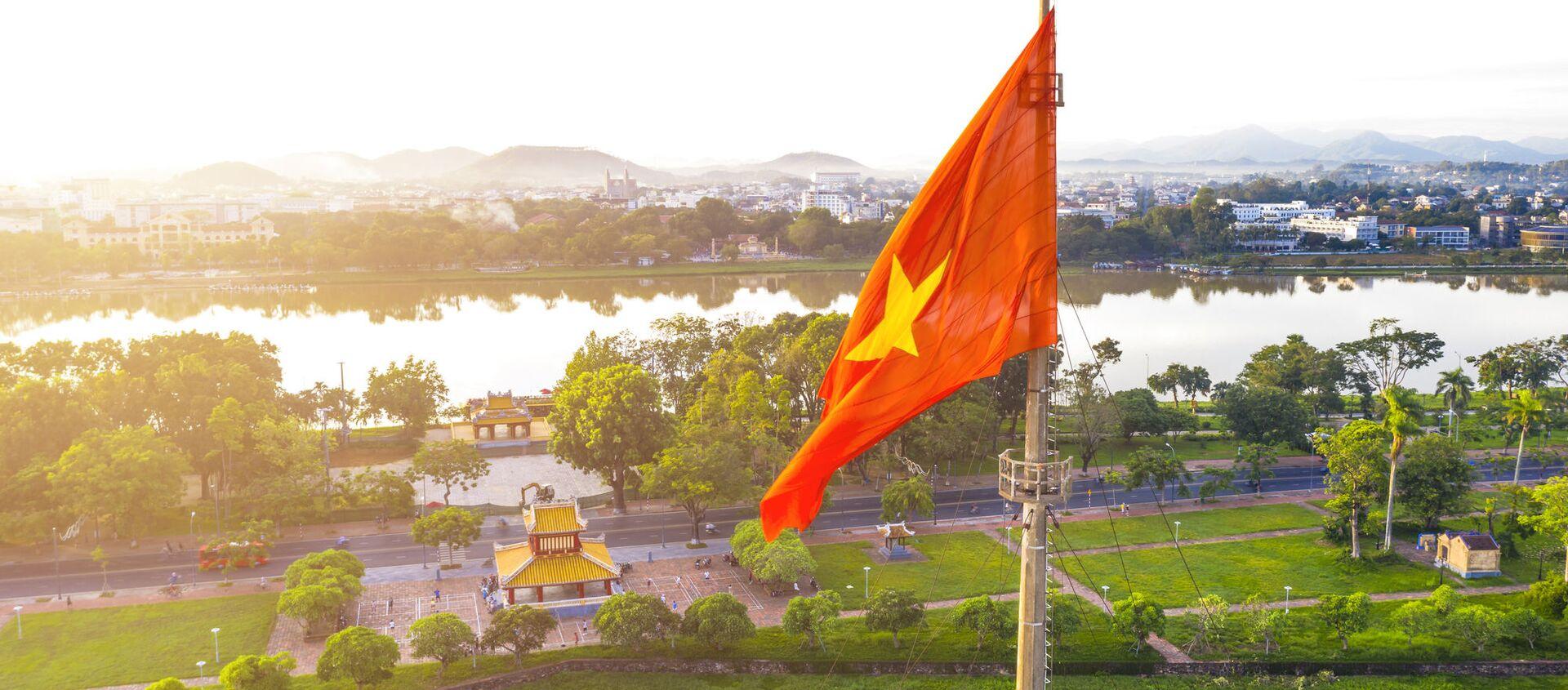 Hoàng thành Huế - Sputnik Việt Nam, 1920, 03.03.2021
