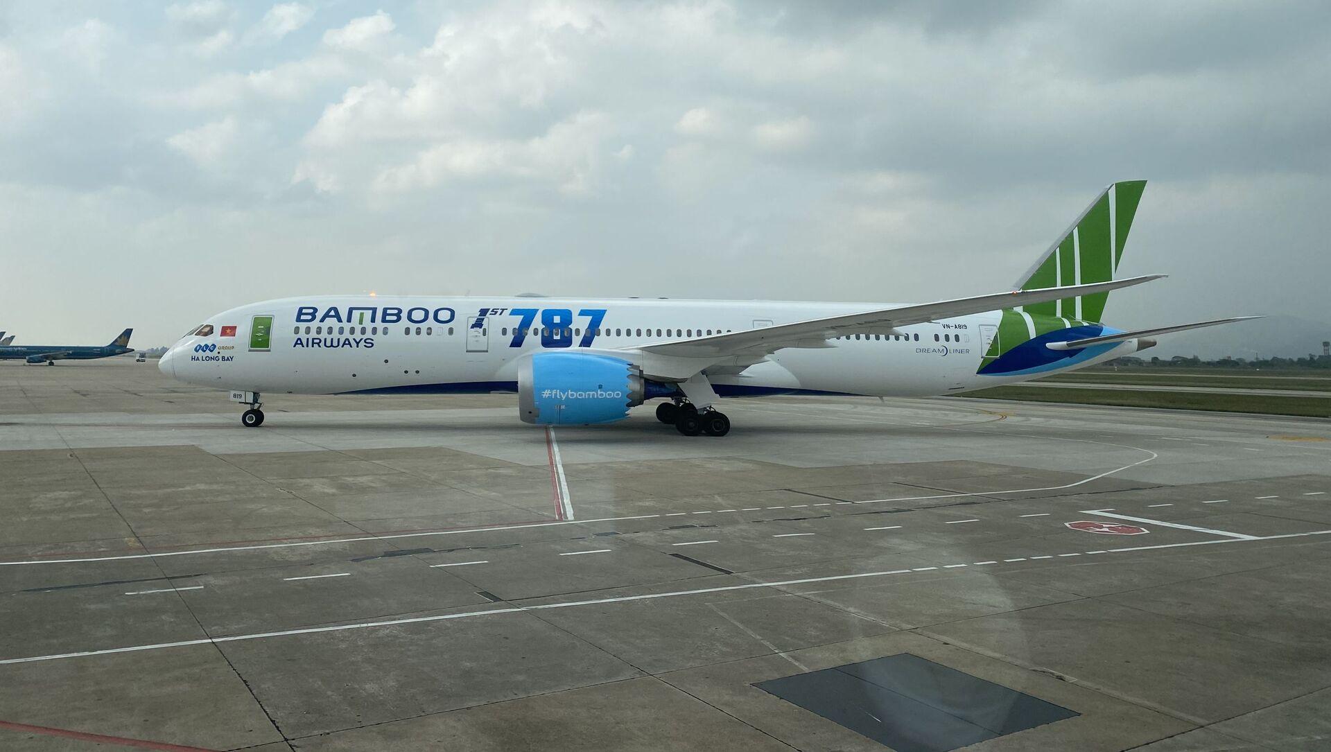Boeing 787-9 Dreamliner - Sputnik Việt Nam, 1920, 12.04.2021