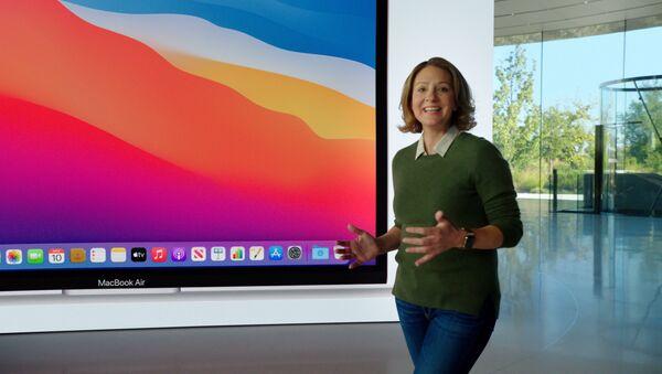 Buổi giới thiệu MacBook Air mới ở California - Sputnik Việt Nam